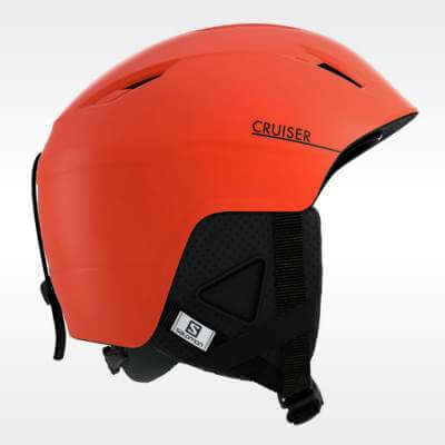 KASK SALOMON CRUISER²+ orange 2019